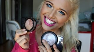 Top 10 Highlighters & Illuminators| BitsOfBeauty Thumbnail
