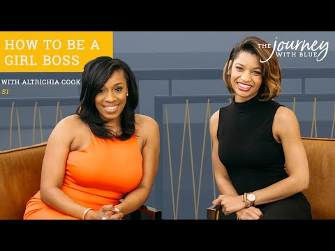 The Journey with Altricia: From Teenage Mom To Girl Boss