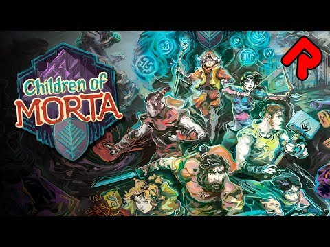 CHILDREN OF MORTA Gameplay: Stunning Roguelike RPG! (PC, Xbox, PS4, Switch)