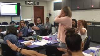 Navi 101 New Teacher Practice  - Verbal Cues