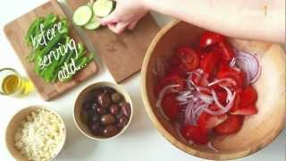 Greek Salad - Traditional Recipe - Allrecipes.co.uk