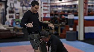 "Sacha Baron Cohen As Erran Morad | How To Survive ""Terror Attack"" | Who Is America? *SHOCKING CLIP*"