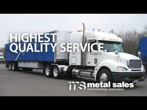 About Metal Sales Manufacturing Corporation
