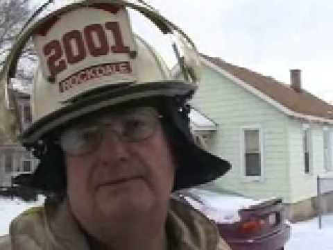 Rockdale,IL Fire District  2-11 Alarm Apartment Building