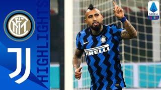 Inter 2-0 Juventus | L'ex Vidal e Barella valgono l'aggancio al Milan | Serie A TIM