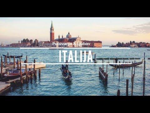 ITALIJA - HRANA, LJUBAV I KAFA