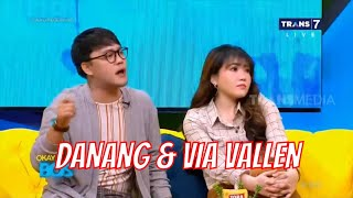 Download lagu [FULL] Via Vallen Hadapi Haters | OKAY BOS (28/07/20)