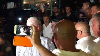 Imagini inedite cu Dragnea la sfârșitul CEx ului PSD de la Neptun - selfie-uri cu liderul PSD!