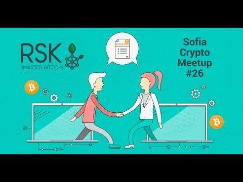 Sofia Crypto Meetup #26 - RSK