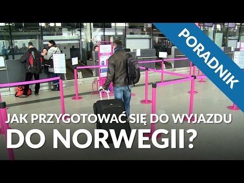 Jak przygotować się do wyjazdu do Norwegii?