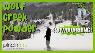 Wolf Creek Ski Area Opening Day First Chair Nate Dogggg and Trailer Tom 2011-2012 season