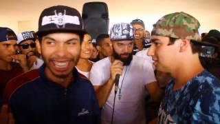 Mix - NICOLAS VALTER VS DRAW - Batalha de Rap do Museu - 235 -  SEMI