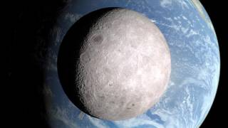 Moon Phase and Libration, from the Other Side