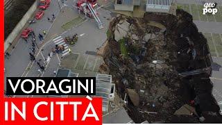 VORAGINE A NAPOLI: LA SPIEGAZIONE GEOLOGICA DEL FENOMENO