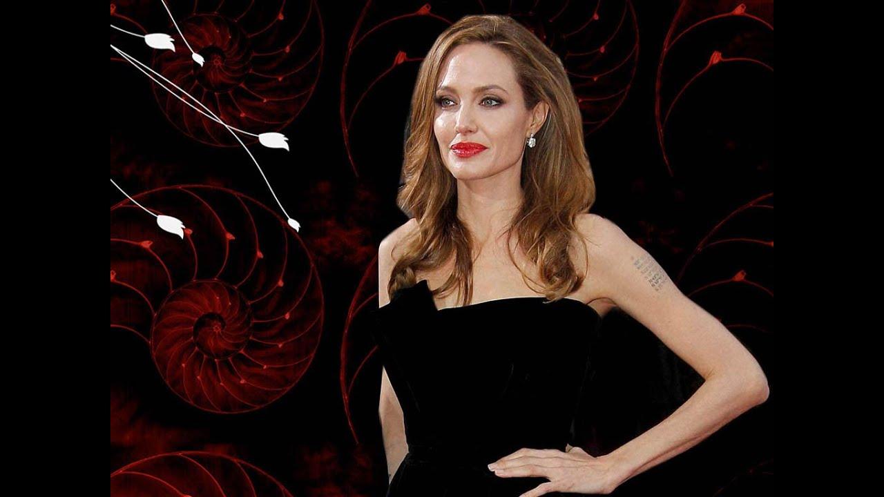 hollywood actress angelina jolie latest hot hd wallpaper - youtube