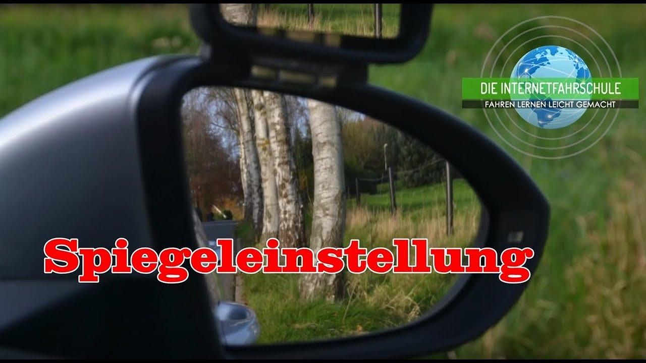 Super Die richtige Spiegeleinstellung/Verkehrsbeobachtung - Erste DI81