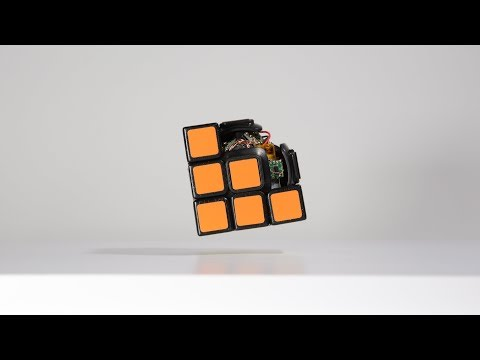 Corey & Patrick In The Morning - Watch This Rubik's Cube Solve Itself While Floating in Mid-Air