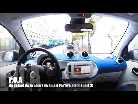 Nouvelle Smart ForTwo 2014 - Essai 2/2
