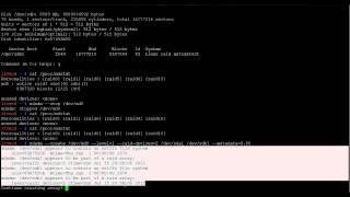 Gentoo/Linux auf RAID 1 ( 0 5 6 10 ) installieren