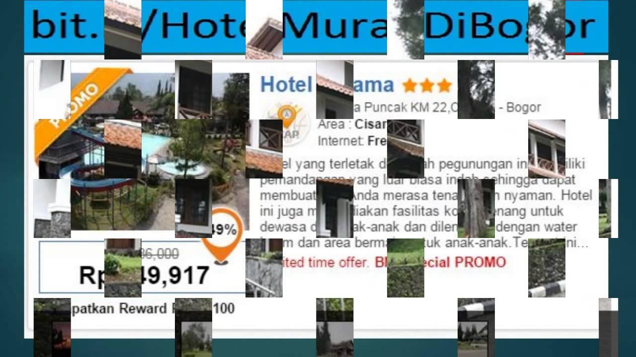 Hotel Di Bogor Bernuansa Alam Murah Cisarua Cibinong