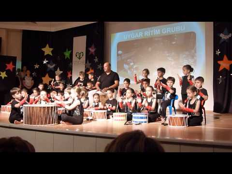 Uygar Çocuk Evi 2014-2015 Yılı Yıl Sonu Gösterisi 16.06.2015