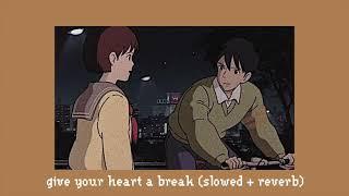 Break - demi lovato (slowed + reverb ...