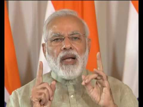 MODi Telling Works Started By Him For North-East