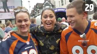 Sam Quek - NFL Jersey Hunt - Shooting Shark Productions