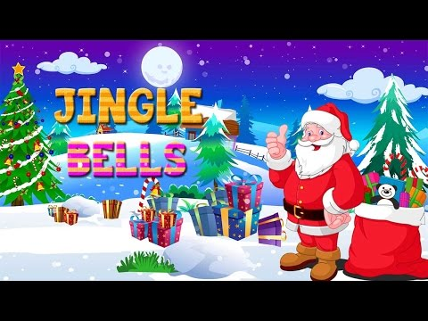 Jingle Bells, Jingle Bells, Jingle All The Way - Christmas Song - Popular Christmas Song for Kids