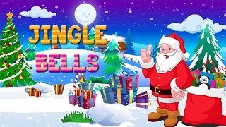 Dashing through the snow in a one-horse open sleigh fields we go laughing all way. bells on bob-tail ring making spirits bright what fun it i...