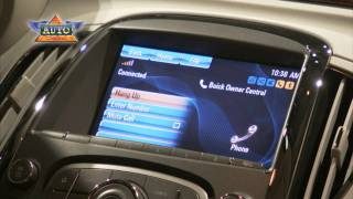 Buick Reveals its New Automotive Infotainment Systems