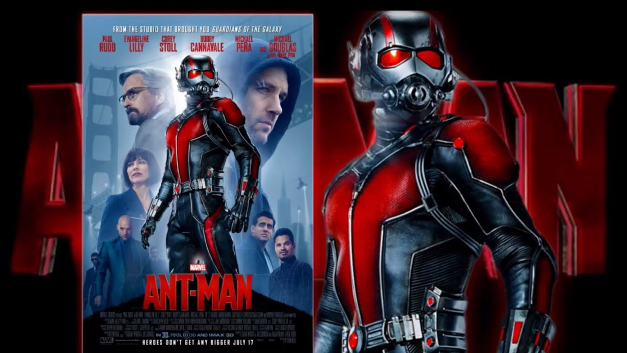 new poster for antman amc movie news youtube