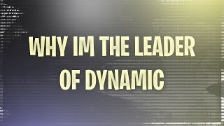 Why im the leader of dynamic | Bot clips FORTNITE