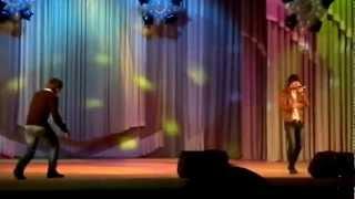 NadiR feat. Shami - Я подарю небо (Live Нижний Новгород 2012)
