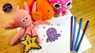 How to Draw Kawaii - Octopus!