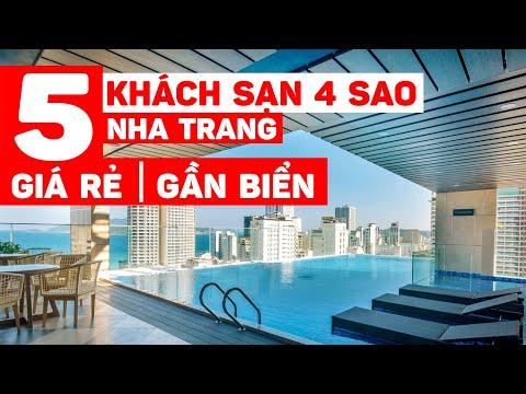 TOP 5 khách sạn 4 SAO GIÁ RẺ & GẦN BIỂN ở Nha Trang   Review khách sạn Nha Trang
