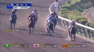 Vidéo de la course PMU PREMIO EL CHARLATAN