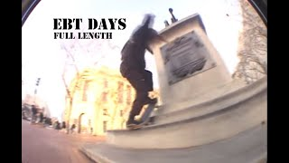 LOWCARD - EBT Days (Full Length)