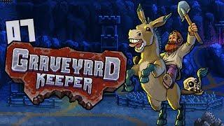 Graveyard Keeper #07 | WIEDZMIŃSKI MOST ;-)