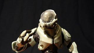 Halo Reach Action Figure Review: Elite Ranger