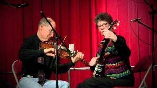 """Backstep Cindy"" - Terri McMurray and Paul Brown"