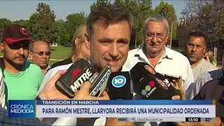 Mestre dijo que entregará un municipio ordenado