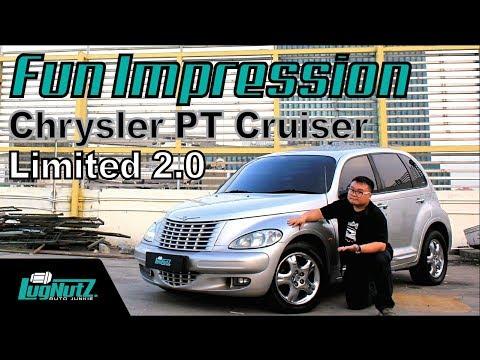 MPV Amerika Bergaya HOT ROD! - Chrysler PT Cruiser FUN IMPRESSION | LUGNUTZ Indonesia thumbnail