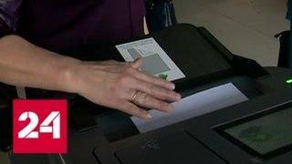 Смотреть видео В Екатеринбурге полным ходом идет подготовка избирательных участков - Россия 24 онлайн