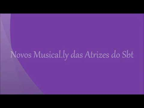Download Novos Musically dos atores e atrizes do sbt