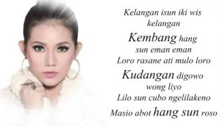 Via Vallen   Kelangan  Official Lyric