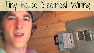 Tiny House Electrical Wiring    Tiny House Electrical Panel    Tiny House Electrical Book