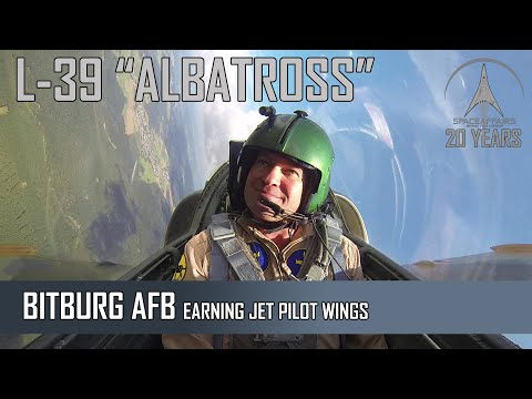 "L-39 ""ALBATROSS"" - Earning Jet Pilots Wings - From The Pilots Seat"