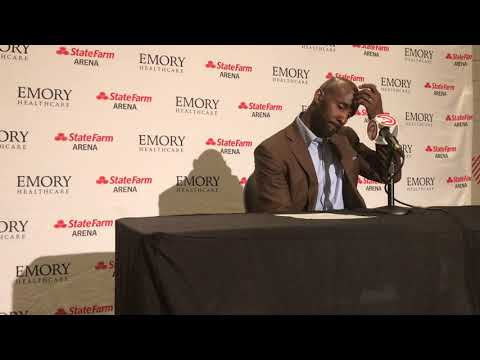 Atlanta Hawks Coach Lloyd Pierce Postgame Interview — 3/31/19