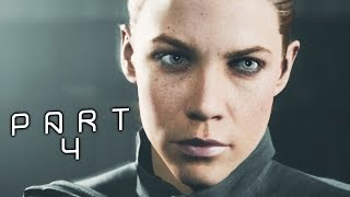 Quantum Break Walkthrough Gameplay Part 4 - Charge (XBOX ONE)